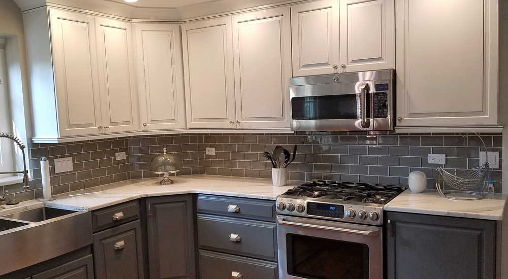New appliances and more rounded corners
