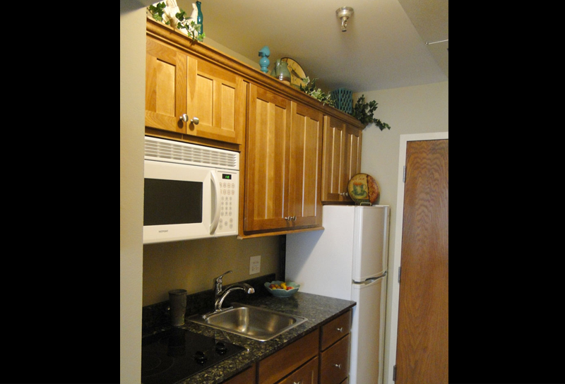 Even small kitchens can be efficient